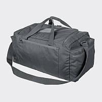 Сумка тренировочная Helikon-Tex® URBAN TRAINING BAG® - Cordura® - Темно-серая