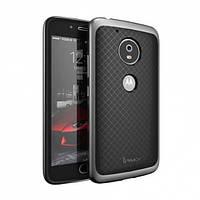 Чехол - бампер iPaky (Original) для Motorola Moto G5 Plus - серый