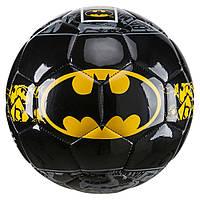 Мяч футбольный Puma Superhero Lite 350g Batman, фото 1