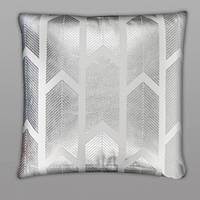 Подушка Изысканность серебро 45х45 см