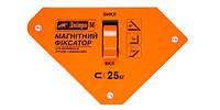 Магнитный угольник для сварки Дніпро-М МКВ-1324 ( с включением)