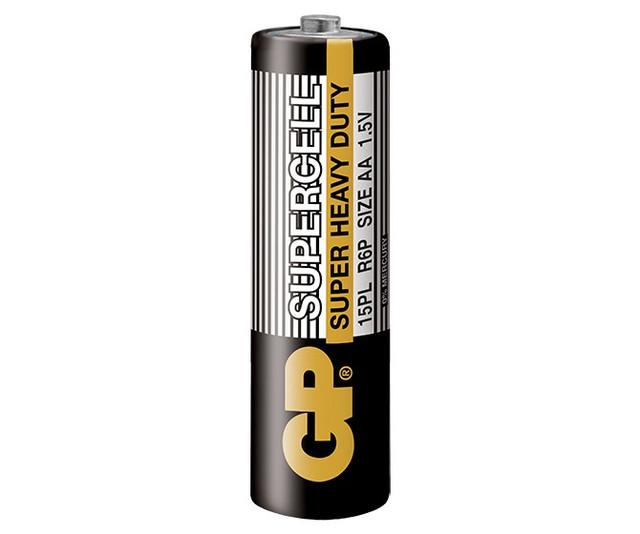 Батарейки АА R6 (Пальчиковые - Солевые)