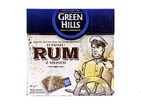 Чай ройбуш со вкусом рома Green Hills, 20 пакетиков