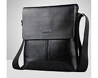 Мужская сумка Jeep black 1212