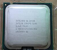 ОЧЕНЬ МОЩНЫЙ процессор на 4 ЯДРА s 775 - INTEL Core2 Quad Q9300 4 по 2.5Ghz 6mb Cache 1333 FSB  s775