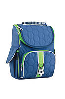 Школьный каркасный рюкзак H-11 Football yes