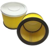Фильтр картриджный к пылесосу Einhell 20-30 л с дном без крышки