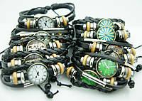Мужские и женские браслеты унисекс с рисунками, браслеты фенечки из кожи 152