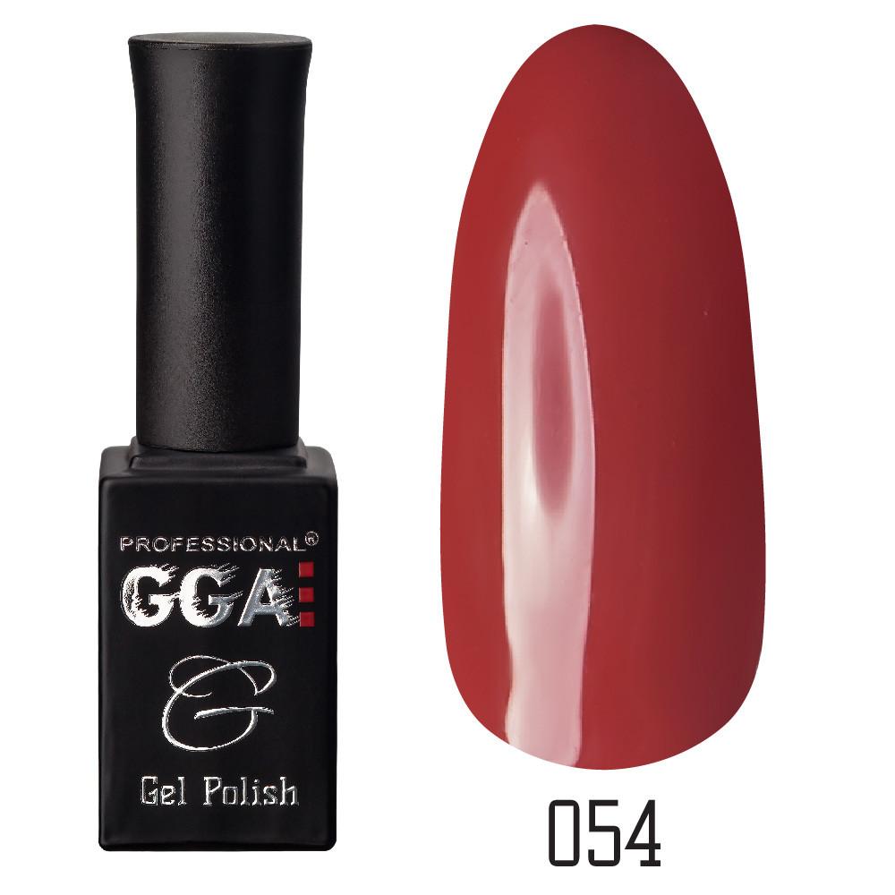 Гель-лак GGA Professional №54 Tenn 10 мл.