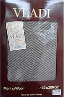 """Плед """"Марсель- Лилль"""" в коробке """"Vladi"""" полуторный 140*200 Влади"""