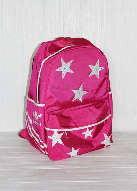 Рюкзак молодежный в принт звезды