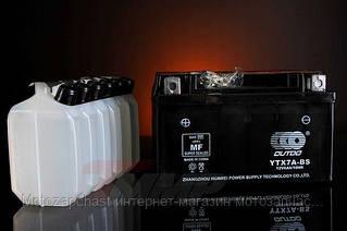 Аккумулятор 7A/12V OUTDO кислотный