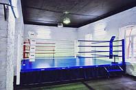 Ринг на помосте Sportko