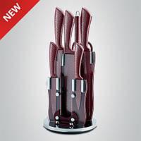 Набор ножей Royalty Line RL-KSS-8-RED 7pcs