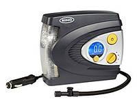 Компрессор автомобильный RING RAC635 12В цифровой датчик давления, LED дисплей, функция автоматического отключ