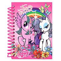 Блокнот My Little Pony, 80 листов, А6 LP17-222