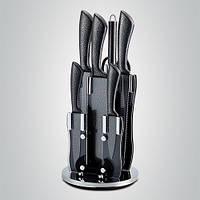 Набор ножей Royalty Line RL-KSS-8-BLK 7pcs, фото 1