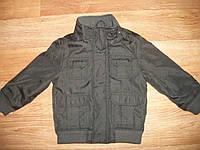 Куртка ветровка на мальчика рост 98