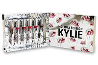 Набор жидких матовых помад Kylie Holiday Edition (6 штук)