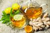 Сироп Имбирный с медом и лимоном (ТМ Fruity Land) 700 мл