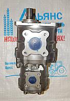 Насос шестеренный НШ-100х50