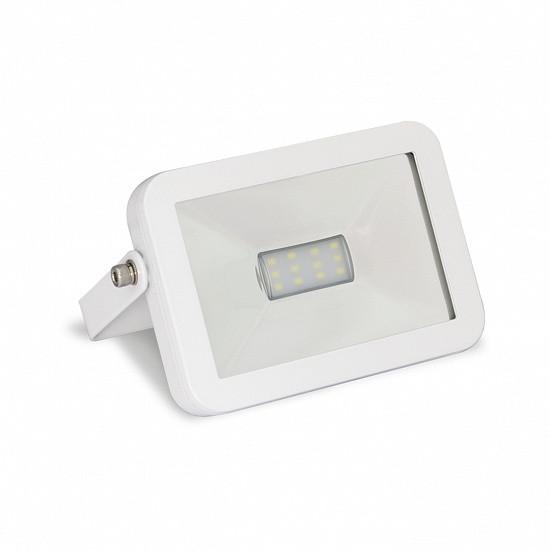 Светодиодный прожектор EUROELECTRIC SMD белый 10W 6500K classic