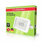Светодиодный прожектор EUROELECTRIC SMD белый 10W 6500K classic, фото 2