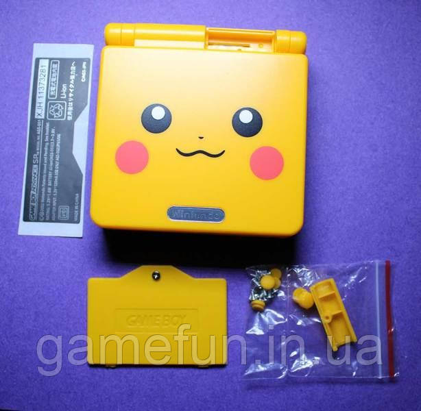Корпус Game Boy Advance SP (Premium) (Покемон)