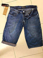 Мужские джинсовые брендовые шорты Armani Jeans опт