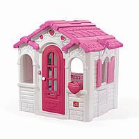 Детский игровой домик Sweetheart - Step 2 - США - цветочный горшок на подоконнике