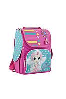 Школьный каркасный рюкзак H-11 Princess