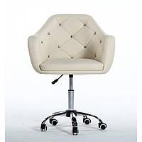 Косметическое кресло HC 830К кремовое