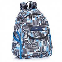 Рюкзак школьный Dolly 599 ортопедический на одно отделение с карманом для мальчика разные цвета