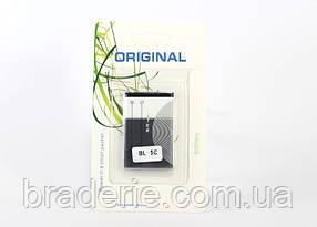 Аккумулятор UKC BL-5C 3.7V Li-ion 1020 mAh