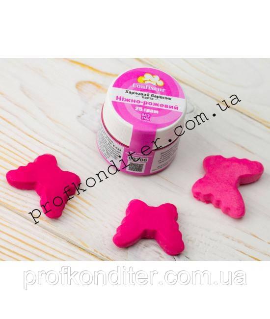 Краситель-паста Confiseur Нежно-розовый, 25г