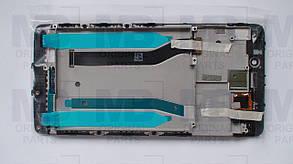 Дисплей с сенсором Xiaomi Redmi 4 Prime Gray, оригинал с рамкой!, фото 2
