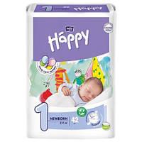 Подгузники Bella baby Happy Newborn 1 (2-5 кг) 42 шт