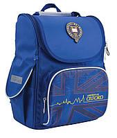 Стильный каркасный рюкзак H-11 Oxford blue