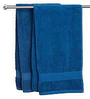 Рушник KARLSTAD 100x150см синій Kr.G