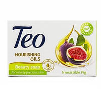 "Туалетное мыло Teo Nourishing Oils Irresistible Fig  ""Неотразимый инжир"" 100 г"