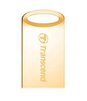 Usb 2.0 флеш transcend jetflash 510 32 gb gold (ts32gjf510g)