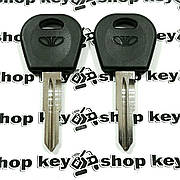Корпус ключа Daweoo (Дэу) под чип