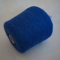 Мохер на шелке IGEA , 500 м,синий