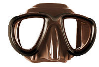 Подводная маска для охоты Mares Tana; коричневая марес тана