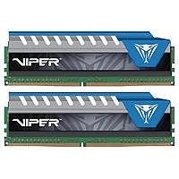 Модуль памяти для компьютера DDR4 8GB (2x4GB) 3000 MHz V ELITE KIT Patriot (PVE48G300C6KBL)