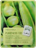 Тканевая маска PURENESS 100 PLACENTA MASK SHEET плацента
