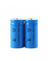 Аккумулятор Bailong LC 16340 1300 mAh 3.7V Li-Ion