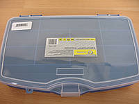Ящик органайзер Сталь 1-1240 с ячейками (265х155х40мм)