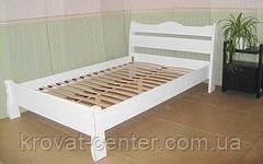 """Белая односпальная кровать """"Грета Вульф"""", фото 3"""