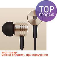 Вакуумные наушники гарнитура MDR M1 / аксессуары для гаджетов